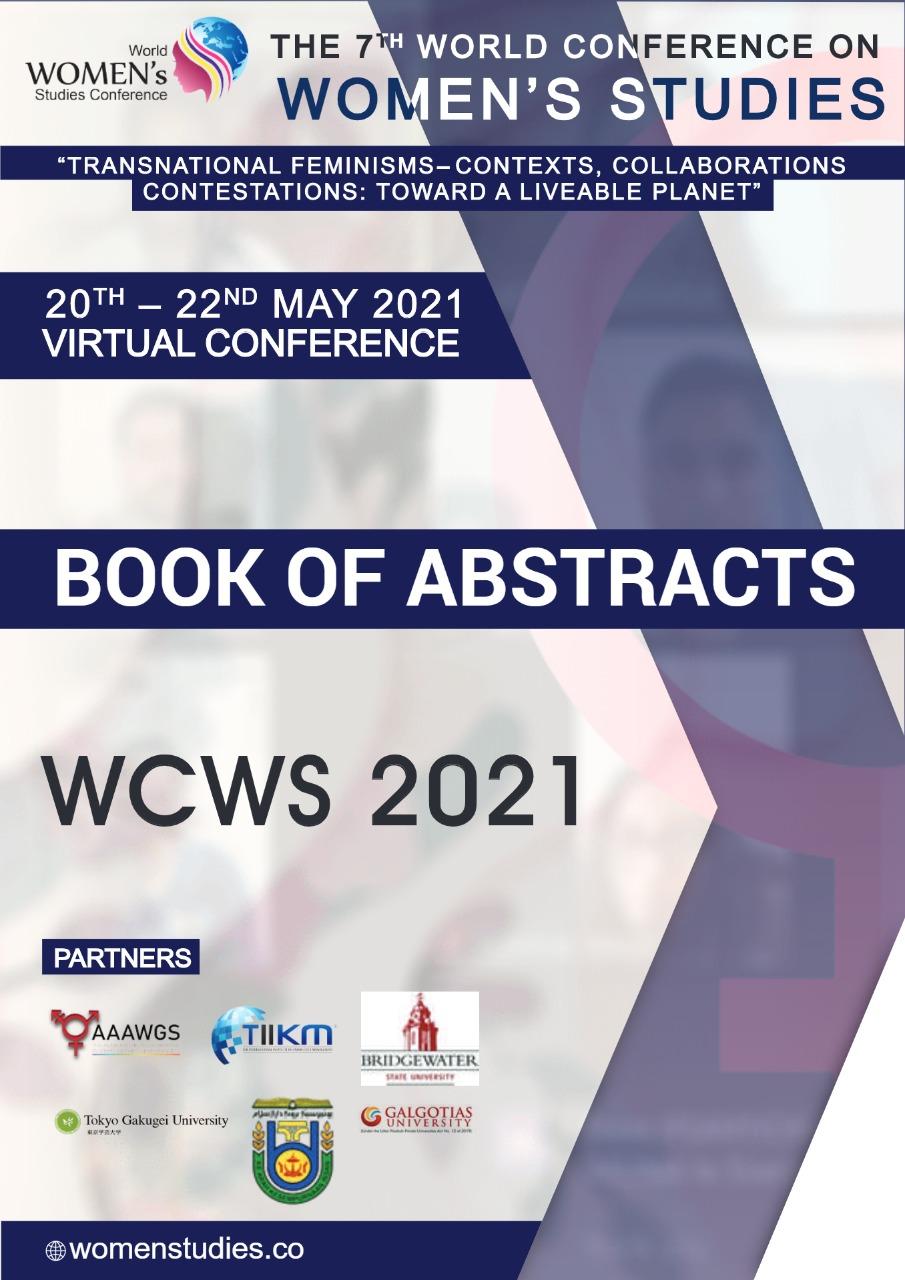 Abstract book WCWS